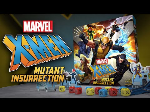 X-Men: Mutant Insurrection Teaser