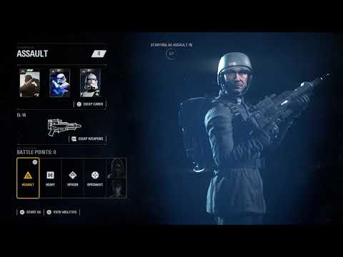 Star Wars Battlefront II - Strike - Starkiller Base - Let's Play [Gaming Trend]
