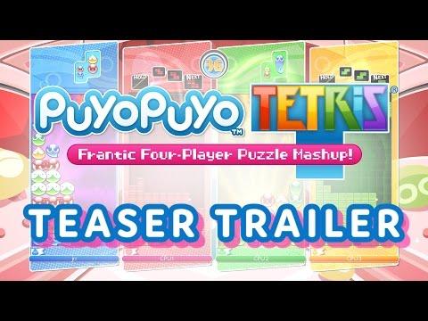 Puyo Puyo Tetris is Coming to the Americas and Europe!