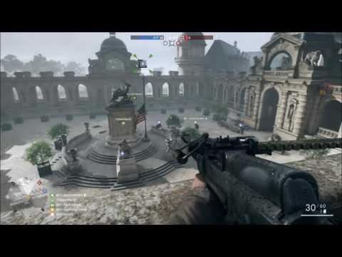 Battlefield 1 - Domination on Ballroom Blitz [Gaming Trend]