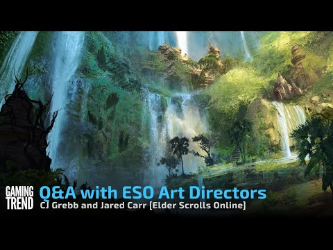 Q&A With Elder Scrolls Online Art Directors CJ Grebb and Jared Carr [Gaming Trend]