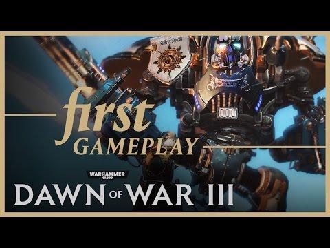 Dawn of War III - First Gameplay Footage
