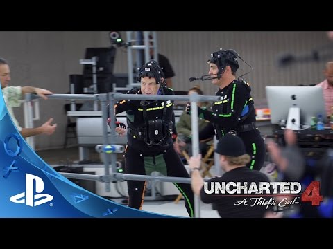 The Making of UNCHARTED 4: A Thief's End - The Evolution of a Franchise   PS4