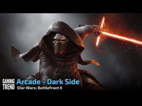 Star Wars Battlefront II - Arcade - Dark Side Villains