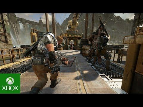 Gears of War 4 Versus Multiplayer Gameplay Trailer