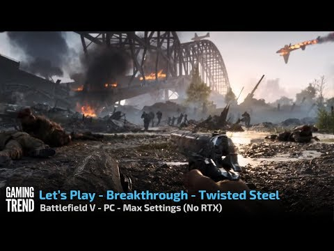 Battlefield V - Breakthrough - Twisted Steel - PC - [Gaming Trend]