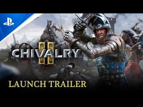 Chivalry 2 - Launch Trailer | PS5, PS4
