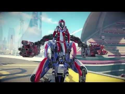 RIGS Mechanized Combat League   TRAILER   #PlayStationPGW