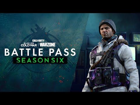 Season Six Battle Pass Trailer   Call of Duty®: Black Ops Cold War & Warzone™
