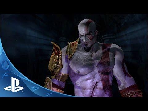 God of War III Remastered - Kratos vs Hades Boss Battle   PS4