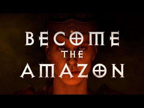 Diablo® II: Resurrected™   Amazon Class Trailer
