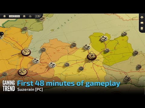 First 48 minutes of gameplay - Suzerain [PC] - [Gaming Trend]