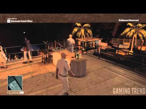 Hitman Beta - Tutorial - Alternate Run on PC [Gaming Trend]