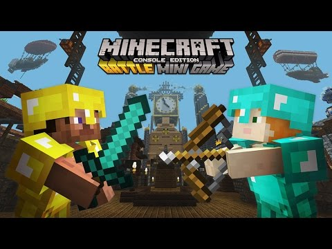 Minecraft Battle: Map Pack 3 now available