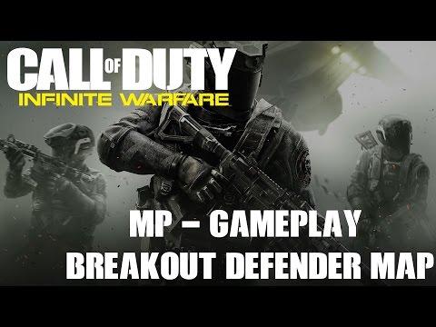 Call of Duty Infinite Warfare - Breakout - Defender [Gaming Trend]