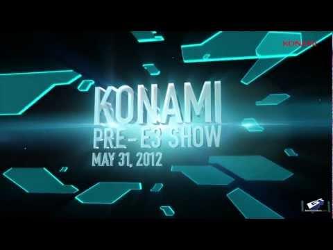 Konami - Pre E3 Show 2012