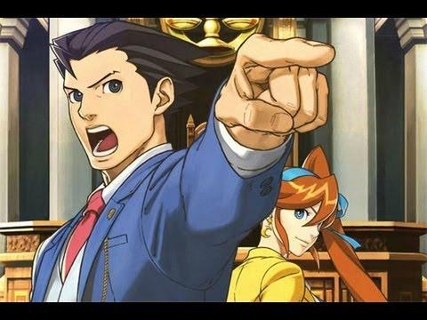 Ace Attorney 5 Trailer