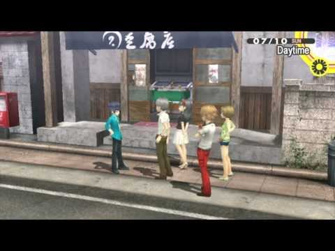 Persona 4 Golden: A Cunning Detective