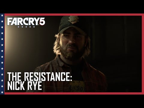 Far Cry 5: Official The Resistance: Nick Rye Trailer | Ubisoft [NA]