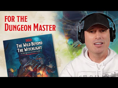 The Wild Beyond the Witchlight For D&D Dungeon Masters