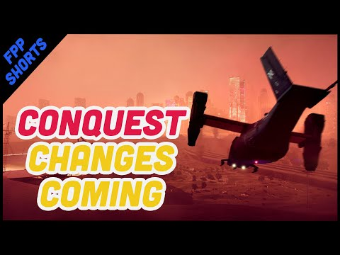 Battlefield 2042: Map changes coming to Conquest