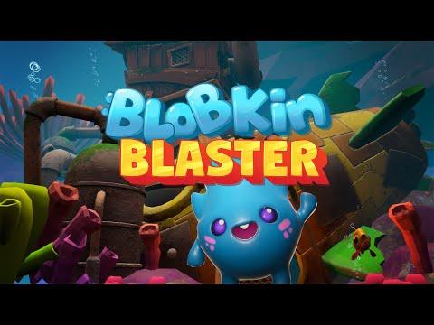 Blobkin Blaster | Official Announcement Trailer