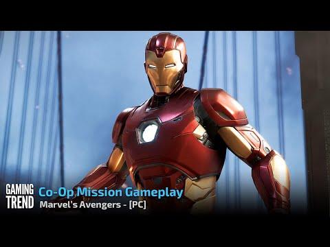 Marvel's Avengers - Multiplayer Gameplay - PC [Gaming Trend]