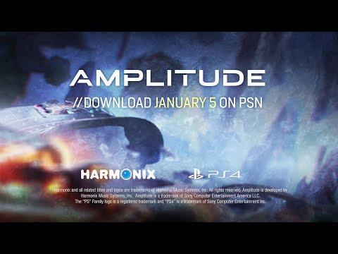 Amplitude Launch Trailer