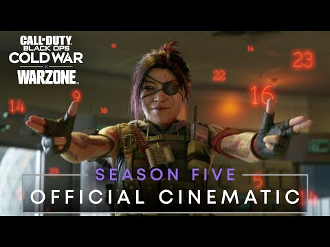 Season Five Cinematic   Call of Duty®: Black Ops Cold War & Warzone™