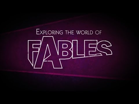 Exploring the World of FABLES - The Wolf Among Us Out Now on iOS
