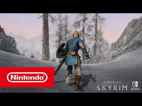 The Elder Scrolls V: Skyrim - E3 2017 Trailer (Nintendo Switch)