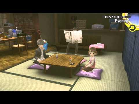 Persona 4 Golden: A Known Delinquent?