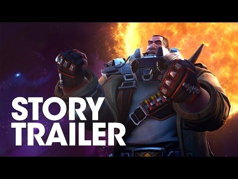 Battleborn: Live Together or Die Alone – Story Trailer