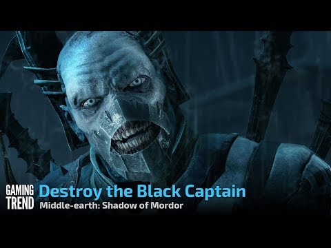 Shadow of Mordor - Let's Play - Slay the Black Captain [Gaming Trend]