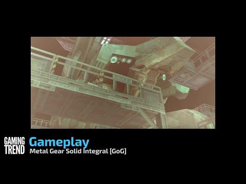Metal Gear Solid Integral Gameplay - GoG [Gaming Trend]