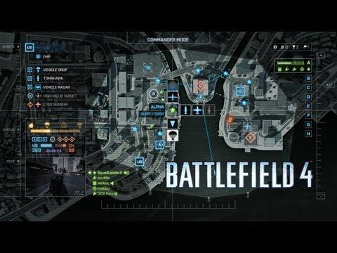 Battlefield 4: Official Commander Mode Trailer
