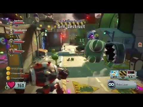 Plants vs. Zombies Garden Warfare 2 Gameplay Reveal | E3 2015