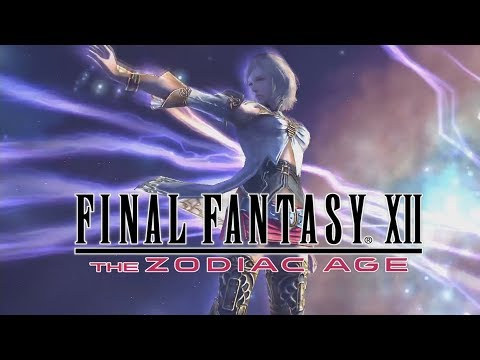 Final Fantasy XII The Zodiac Age - Trial Level 1 - 20 [Gaming Trend]