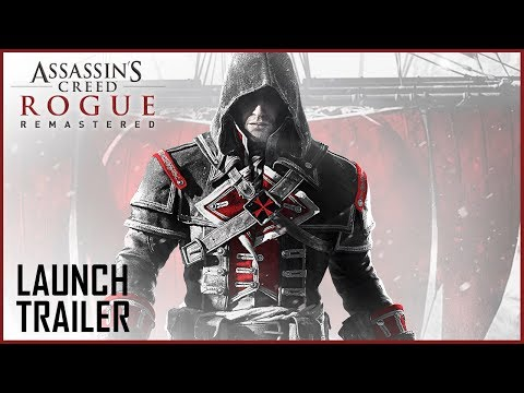 Assassin's Creed Rogue Remastered   Launch Trailer   Ubisoft [NA]