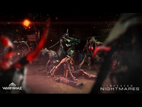 Warframe Infested Nightmare code giveaway