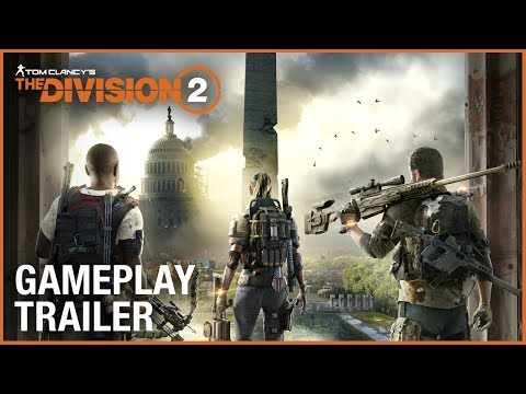 Tom Clancy's The Division 2: E3 2018 Official Gameplay Trailer | Ubisoft [NA]