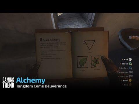 Kingdom Come Deliverance - Alchemy [Gaming Trend]