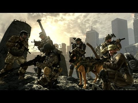 Official Call of Duty®: Ghosts Squads Trailer