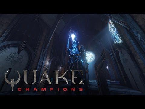 Quake Champions – Blood Covenant Arena Trailer