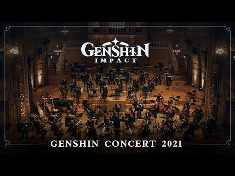 GENSHIN CONCERT 2021 - Melodies of an Endless Journey (teaser I)