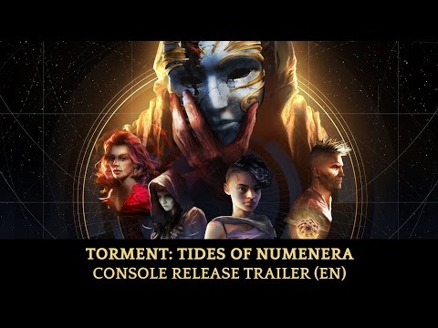 Torment: Tides of Numenera - Console Trailer (ENG)