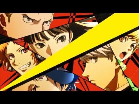 Persona 4 Arena: E3 Trailer