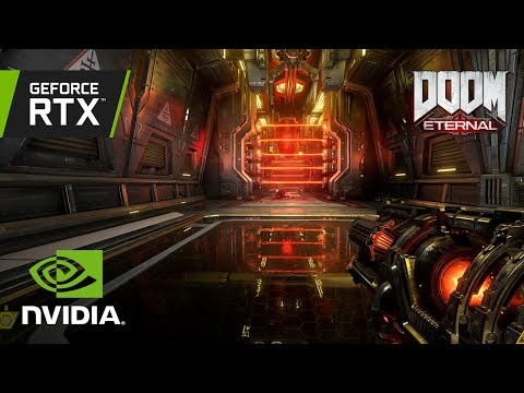 DOOM Eternal | Official GeForce RTX 3080 Ti 4K Ray Tracing Gameplay – World Premiere