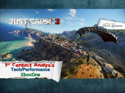 Just Cause 3: 1st Contact Technical & Performance analysis