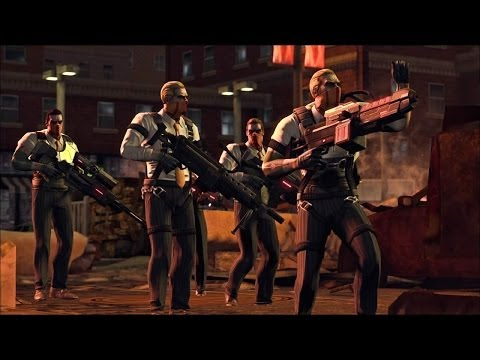 """XCOM: Enemy Within - Official """"Security Breach"""" Trailer"""